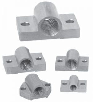 Spring Plunger Mounting Bases
